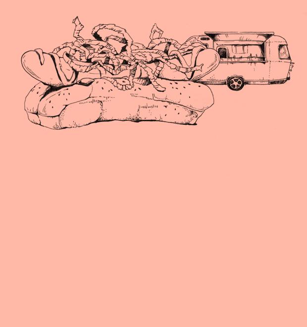 Рестопрактики: Иван Шишкин о правильной уличной еде — Рестораны на The Village
