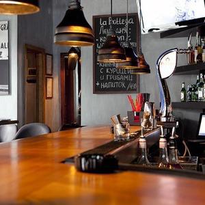 Новое место: Винный бар La Bottega