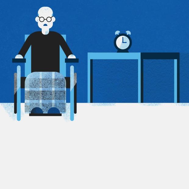 Правильно ли отдавать пожилых людей в дома престарелых? — Этика на Look At Me