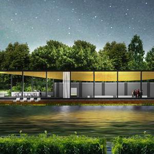 Как будет выглядеть обновлённый парк на Руставели