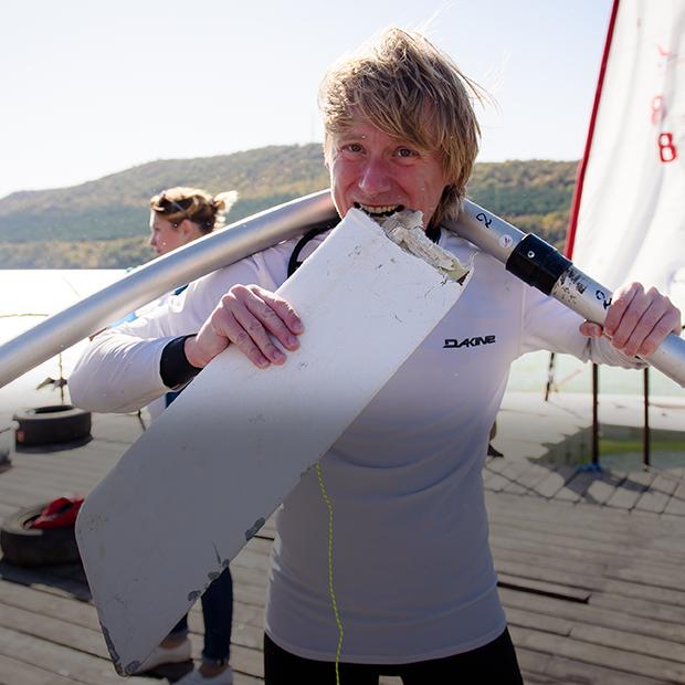 Как в Абрау-Дюрсо проходила всероссийская парусная регата Abrau Sailing Cup — Фоторепортаж на The Village