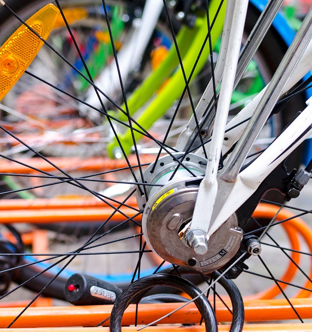 Сделано в Киеве: Велопрокат GreenGo Bike — Город на The Village