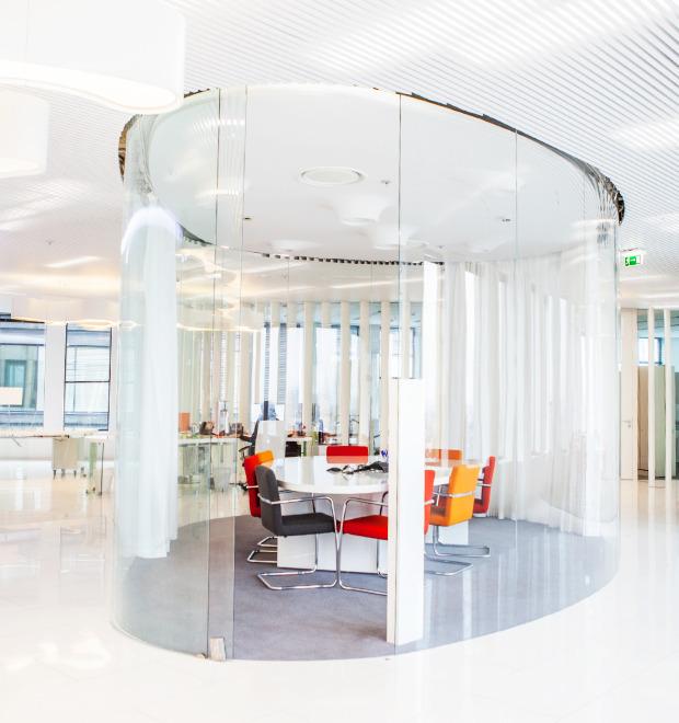 Офис недели (Москва): Xenon Capital Partners  — Офисы на The Village