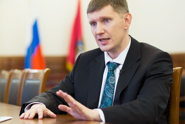 «Москве опасно остаться городом без промышленности»: Максим Решетников — об экономике столицы