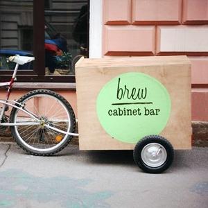 Личный опыт: Как превратить велосипед вкофейню наколёсах — Еда на The Village