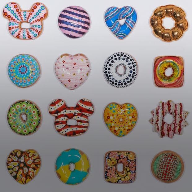 Керамические пончики на ярмарке современного искусства, вечеринка в бургер-баре и Red Axes — Выходные в городе на The Village