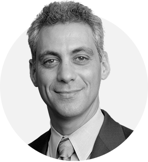 Клуб мэров: Рам Эмануэль, Чикаго — Ситуация на The Village