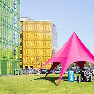 Как устроен «Упсала-Парк» — Общественные пространства на Look At Me