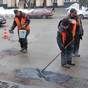 В Киеве запустили онлайн-сервис по контролю за ремонтом дорог — Инфраструктура на The Village