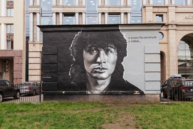 Кто зарабатывает на легальных граффити в Петербурге — Город на The Village