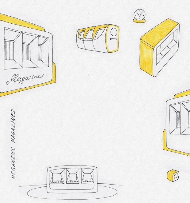 Идеи для города: Цифровой журнальный киоск в Швеции — Иностранный опыт на The Village