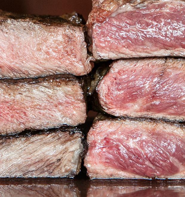 Части тела: Из чего сделаны стейки в ресторанах — Кухня на Look At Me