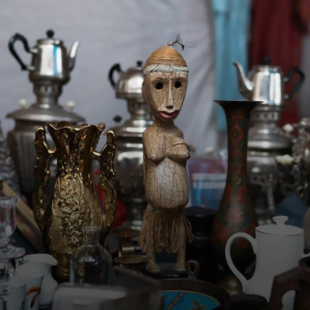 Что стоит купить на блошином рынке — Гид The Village на The Village