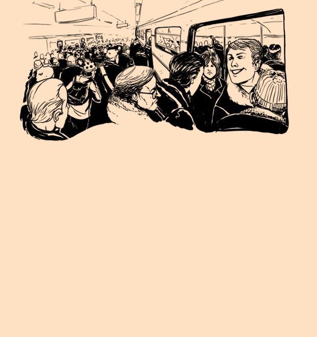 Эксперимент The Village: Какая линия метро самая дружелюбная — Ситуация на The Village