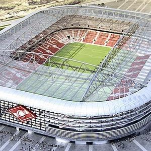 Стадион в Тушине откроется в 2014 году — Ситуация на The Village
