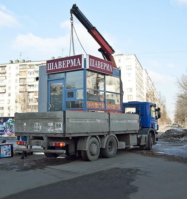 #Купчинобезшавермы: Спальный район против уличной еды — Ситуация на The Village