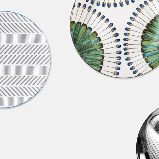 Дизайнерские тарелки на любой вкус и бюджет — Вещи для дома на The Village