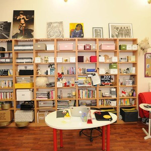 Офис недели (Киев): Family Production — Интерьер недели на The Village