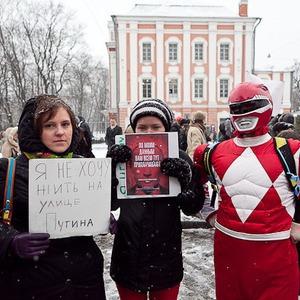Два санкционированных митинга в Петербурге собрали 2 500 человек — Ситуация на The Village