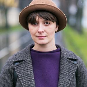 Внешний вид (Петербург): Оксана Девочкина, графический дизайнер — Внешний вид на The Village