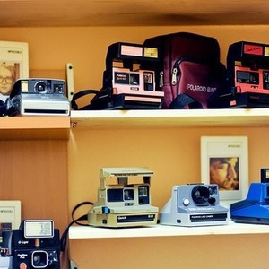 На «Чистых прудах» открылся магазин Polaroid — Магазины translation missing: ru.desktop.posts.titles.on The Village