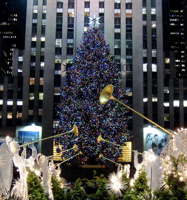 Дневник города: Зима в Нью-Йорке