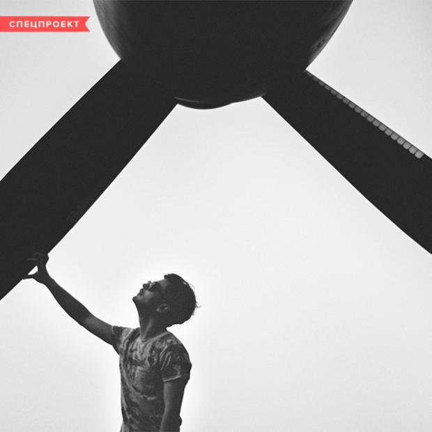 Фотосъёмка в Музее авиации — В фокусе на Look At Me