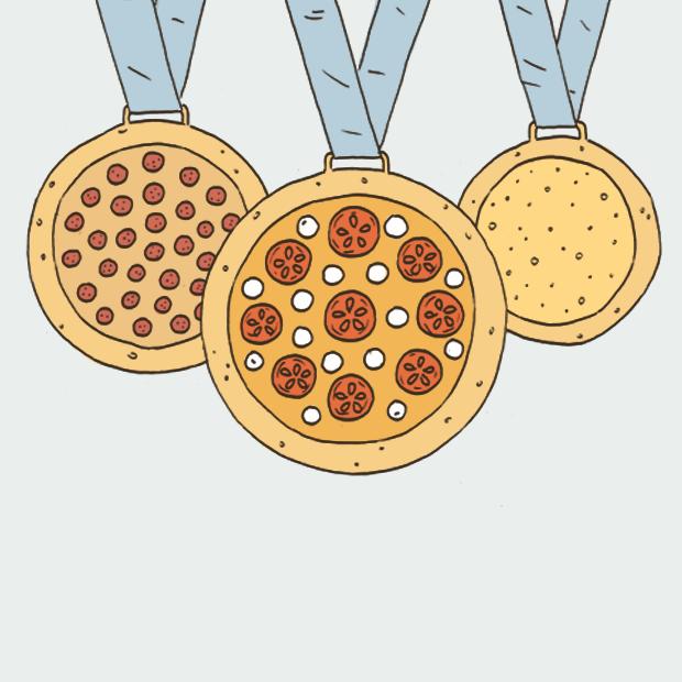 Какую пиццу больше всего любят москвичи — Еда на The Village