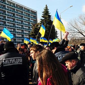 Этот день побега: Гражданское противостояние в Харькове — Ситуация на The Village
