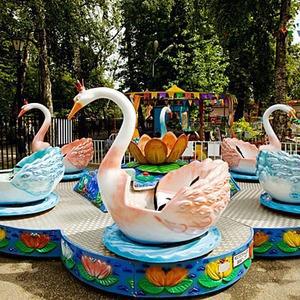Карусель-карусель: 6 московских парков аттракционов