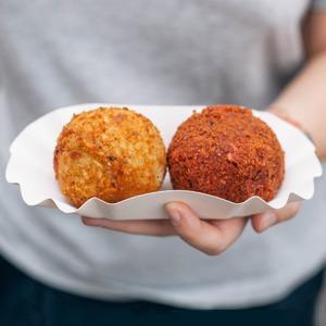 Как прошёл юбилейный Городской маркет еды — Фоторепортаж на The Village