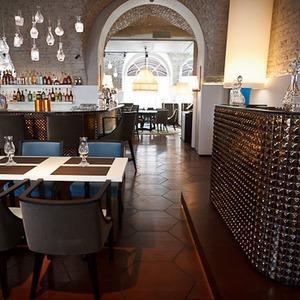 Новое место: ресторан Graf-in (Петербург) — Санкт-Петербург на The Village