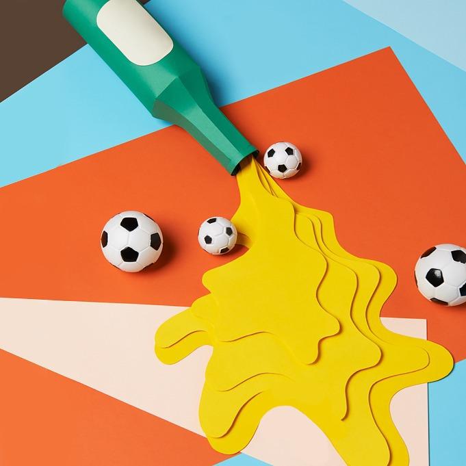 Футбольный трофей: Кто заработает на чемпионате мира в Бразилии — Как это работает на The Village