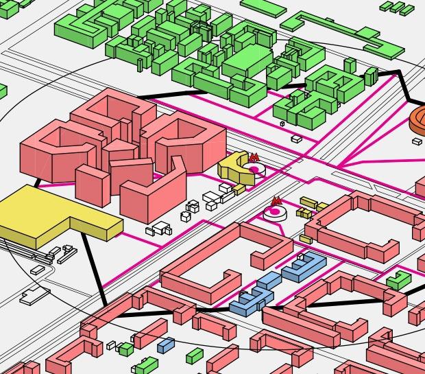 Big Bang Data: Как студент «Стрелки» доказал, что Москва — всё ещё феодальный город — Big Data на Look At Me