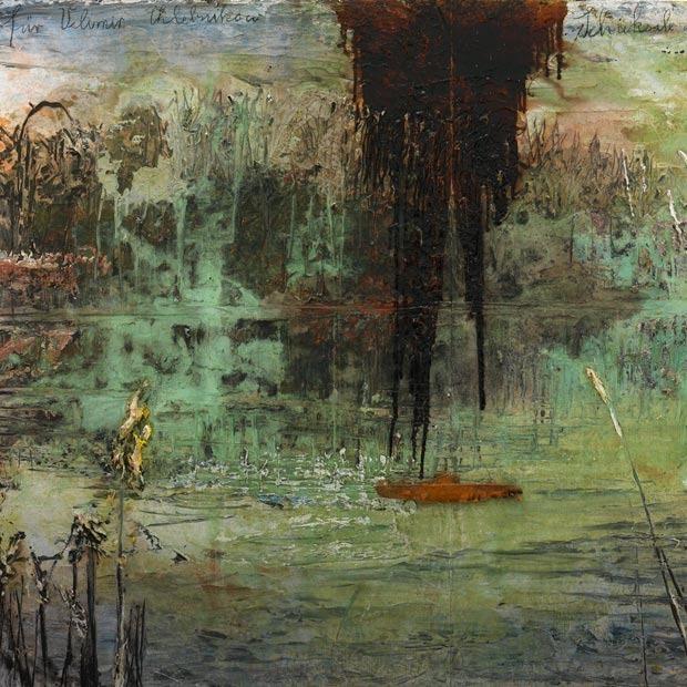Что нужно знать о выставке Ансельма Кифера в Эрмитаже  — Гид The Village на The Village