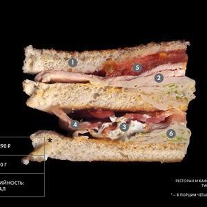 Составные части: Twins-сэндвич из «Солянки» — Составные части на Look At Me