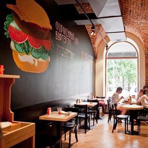 Новое место: Бургер-бар «11/1» — Новое место на Look At Me