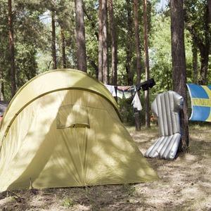 Camp Sweden: Шведские болельщики в кемпинге на Трухановом острове — Ситуация на The Village