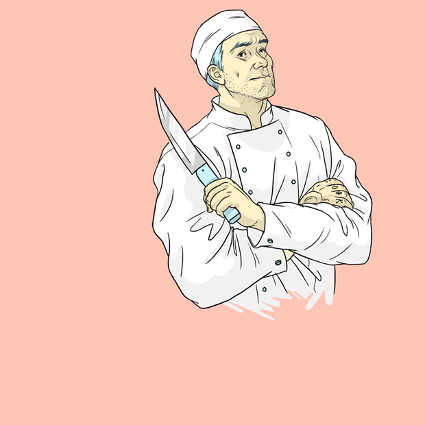Шеф-повар ресторана  — Как всё устроено на The Village