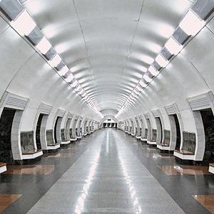 В киевском метро пройдет вторая экскурсия — Ситуация на The Village