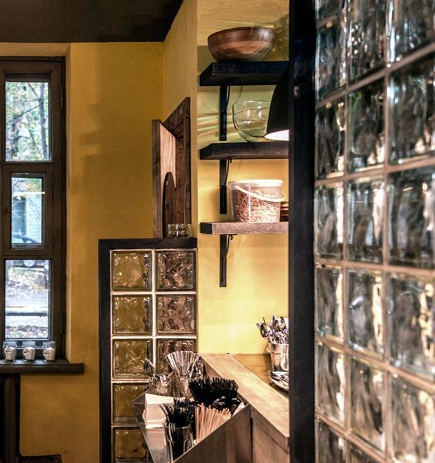 Интерьер недели (Москва): Агентство Louder и Mash Up Kitchen Café — Недвижимость на The Village