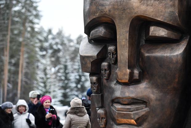 «Жертвы утопии»: Что говорил о памятнике «Маски скорби» под Екатеринбургом его автор — Архитектура на The Village