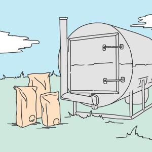 Есть вопрос: «Как делают уголь для барбекю?» — Есть вопрос на The Village