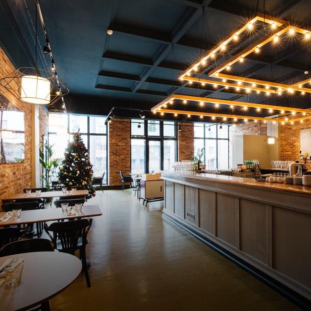 18 кафе, ресторанов и баров ноября (Петербург) — Новое в Петербурге на The Village