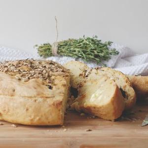 Домашний хлеб — Рецепты читателей на Look At Me