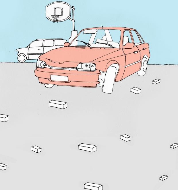 Есть вопрос: Что делать с брошенным автомобилем? — Есть вопрос на The Village