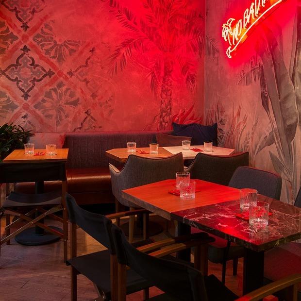 «Ателье Tapas & Bar»: Все гастротренды 2017 года на тихой Лахтинской улице  — Место на The Village