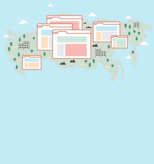 Страна и мы: Городские интернет-газеты в России (Часть III) — Новая география на Look At Me