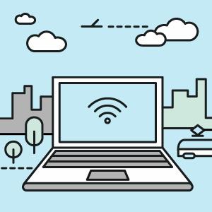 Эксперимент The Village: Работает линаулице бесплатный Wi-Fi? — Общественные пространства на The Village