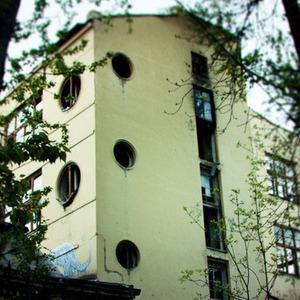 В зоне риска: Типография ЖУРГАЗа в 1-м Самотечном переулке — В городе на Look At Me